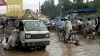 Over 60 killed as torrential rain hits Pakistan